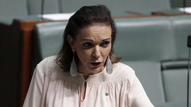 Anne Aly said she and her staff were not in danger, but left shaken by the incident.