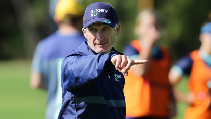 Former Wallaroos coach accuses RA of double standards