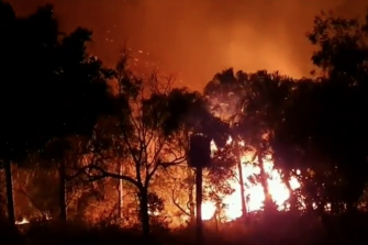 Bushfire risks have been getting worse for eastern Australia in recent decades.