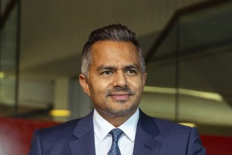 New Stockland CEO Tarun Gupta says the company is well positioned for future growth.