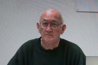 Paedophile priest Gerald Ridsdale.