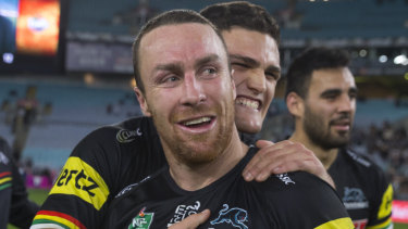 Serial winner: James Maloney has an enviable record in finals across different clubs.