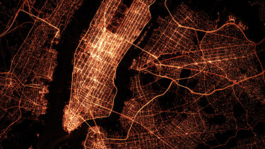 The New York Times has studied how 75 companies mapped the location of smartphone users across the city.