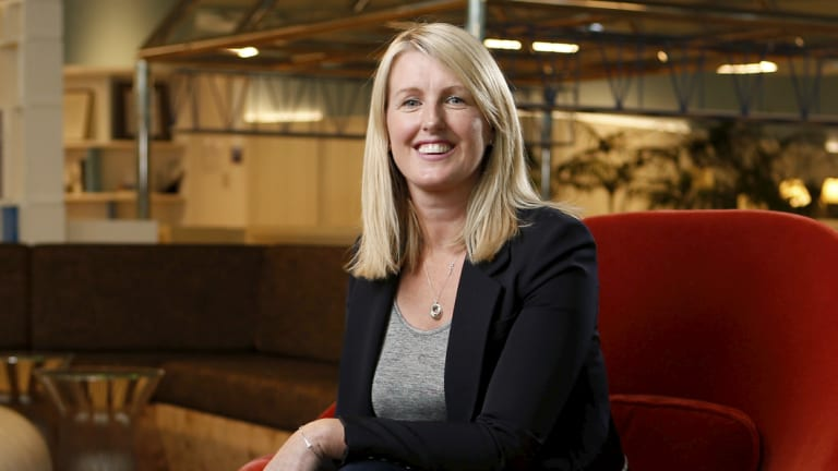 Medibank group executive people and culture Kylie Bishop says a policy by itself will not create the change you need.