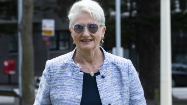 Independent Kerryn Phelps is expected to win on Saturday.