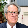 The Daily Telegraph abandons claims that Geoffrey Rush trial judge appeared to be biased