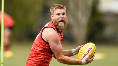 Bombers mull Hurley forward move