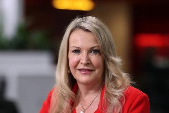 Fortescue Metals Group CEO ELizabeth Gaines.