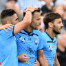 Remember me? Bobo comes off bench to rescue struggling Sydney FC