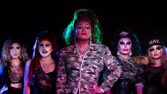 Melbourne Fringe's gender benders, suspenders and upenders