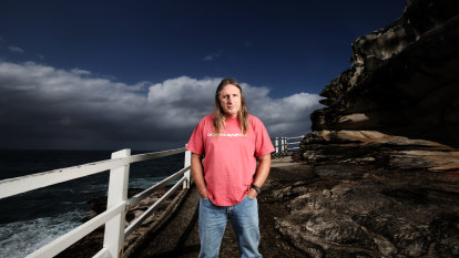 Tim Winton makes rare move to front camera and explore one of WA's best-kept secrets