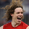 How the new Ben Brown has helped Melbourne to the cusp of a premiership