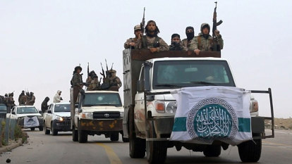 Australian man allegedly funded terrorist's travel to Syrian warzone