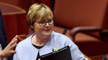 Minister for Government Services Linda Reynolds is focused on overhauling the National Disability Insurance Scheme.