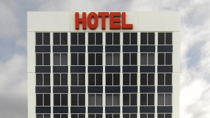 Callum Morton's remarkable Hotel on EastLink