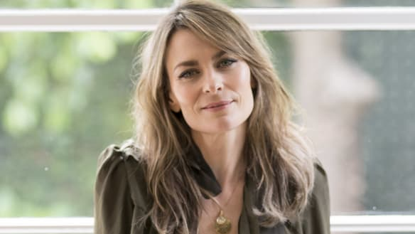 Kat Stewart on her career and what she knows about men
