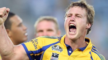 The lost years: Like many players, Brett Finch struggled to adjust to life after footy.