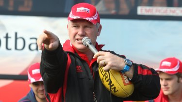 Danny Frawley says working in suburban footy has reignited his passion for coaching.