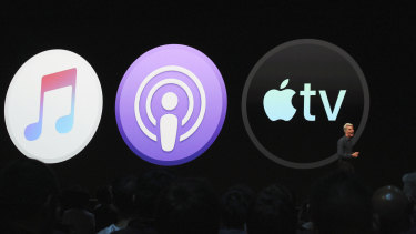 iTunes is being replaced by three separate apps on the new MacOS Catalina operating system.