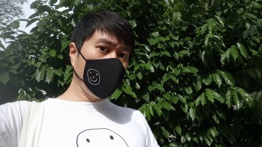 Singaporean activist Jolovan Wham is facing jail for holding up a placard with a smiley face on it in a public place.