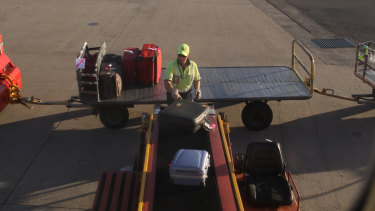 Specialist ground handling companies have warned regional areas will suffer if their staff cannot access government help.