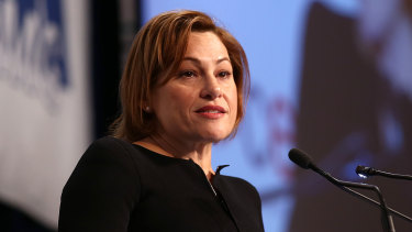 Treasurer Jackie Trad handed down her second budget on June 11.