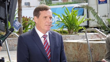 Mines Minister Anthony Lynham called on a meeting between stakeholders on Monday.