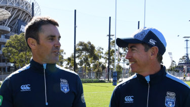 Brad Fittler and Greg Alexander left one stone unturned in their preparations for last season's opener.