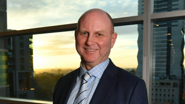 Country Court Chief Judge Peter Kidd.