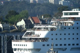 Cruise ships have caused problems for nearby residents since they began docking in White Bay in 2013.