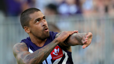 Brad Hill told Fremantle in June he was looking to return to Victoria for personal reasons.