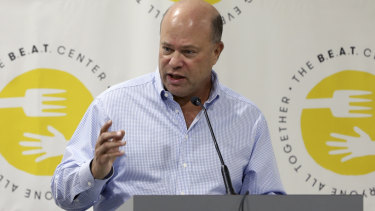 """I am committed to winning a Super Bowl championship together"": David Tepper."