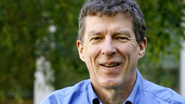 Ian Frazer, award-winning immunologist and cancer researcher.