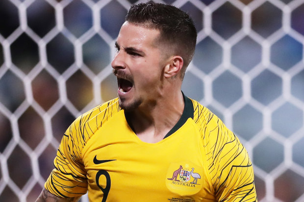 The Socceroos and Matildas have a new home on free-to-air television.