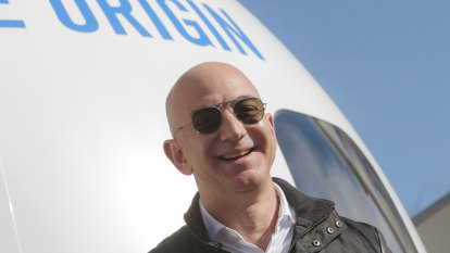 The space tourism plans of Bezos, Musk and Branson are morally reprehensible