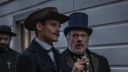 BBC goldrush drama The Luminaries marks three firsts for Erik Thomson