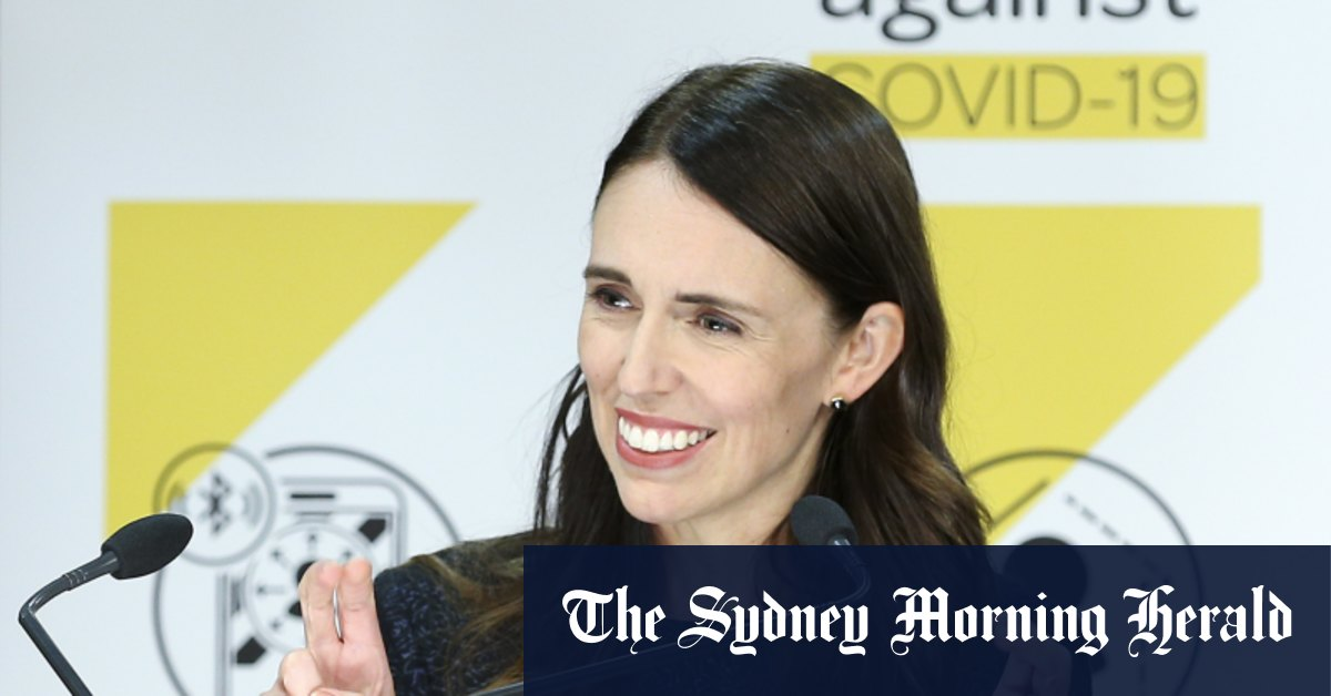 NZ bubble: Ardern expected to announce details of deal with Australia – Sydney Morning Herald