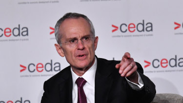 ACCC chairman Rod Sims says meeting customer needs may not be the main way companies succeed.
