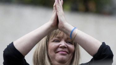Venezuelan judge Maria Lourdes Afiuni has been released.