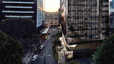South Yarra has existing office space with a net lettable area of 97,000 square metres.