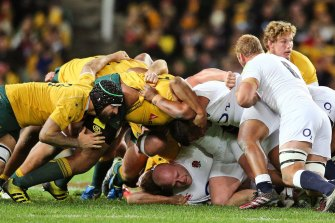 Reset scrums would be banned if World Rugby's medical team gets it way.