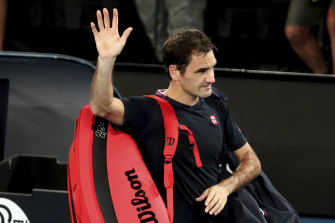 Roger Federer will play the Australian Open.