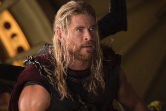 Hemsworth proves to be a real superhero in Armidale