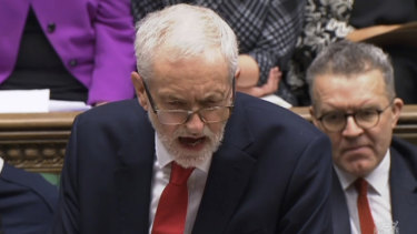 No confidence for Theresa May: British Labour Party leader Jeremy Corbyn.