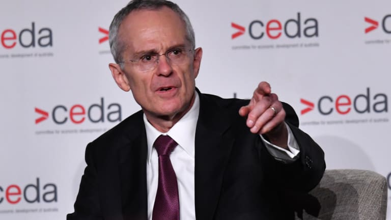 ACCC chairman Rod Sims has made the point that bad behaviour by a company can undermine its brand reputation.