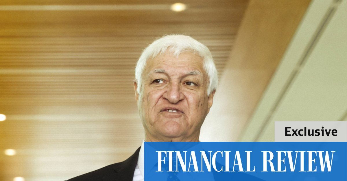 Bob Katter's big Queensland power line a family affairThe Australian Financial Review