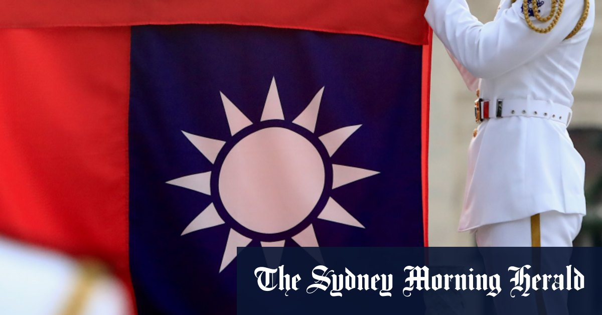 Taiwanese staff leave Hong Kong over 'one China' demand – Sydney Morning Herald
