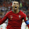 Portugal versus Spain was a symphony, and Ronaldo hit all the high notes