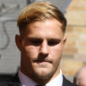 Jack de Belin challenges NRL power to suspend him over criminal charge