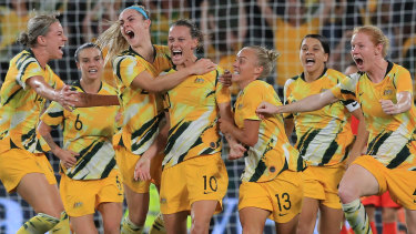 The Matildas want more games on home soil to shine in 2023.